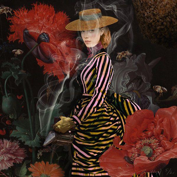 The Beekeeper van Blikstjinder by Betty J