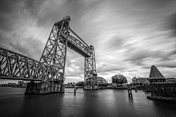 De Hef (Koningshavenbrücke) in Rotterdam von Mark De Rooij