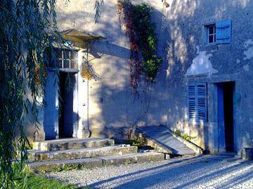 La maison aux volets bleus von Jon Houkes