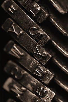Schreibmaschine von Falko Follert