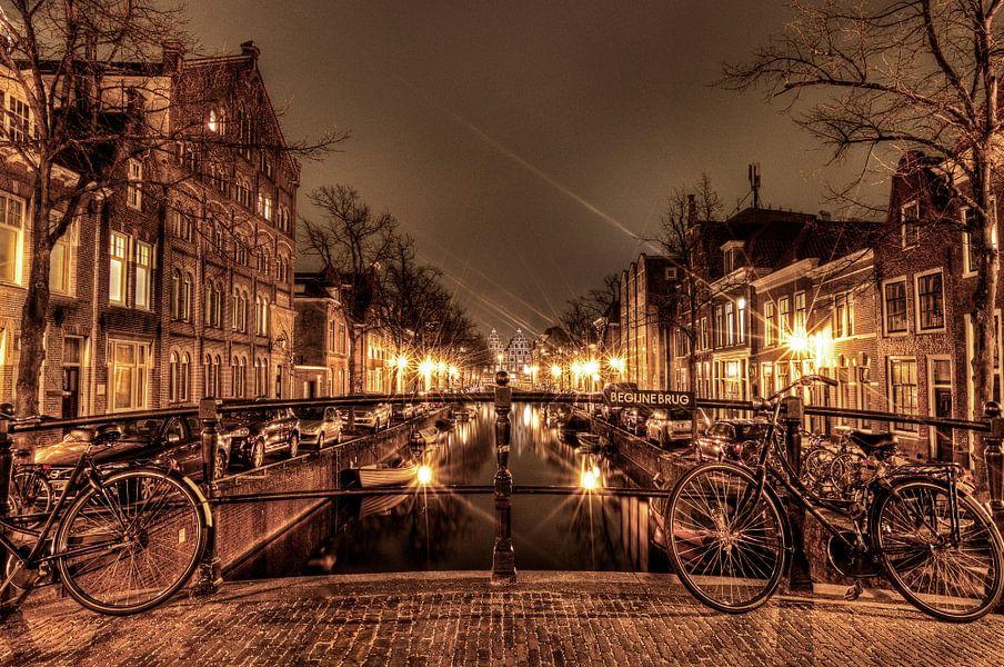 Haarlem by night