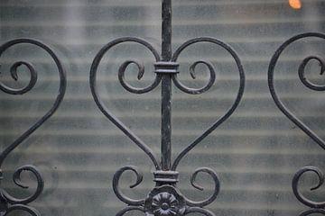 Heart Luxaflex Shape van