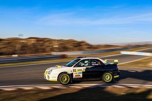 Subaru Impreza - Circuit Short Rally Zandvoort 2019