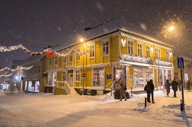 Winterwunderland von Daniel Van der Brug