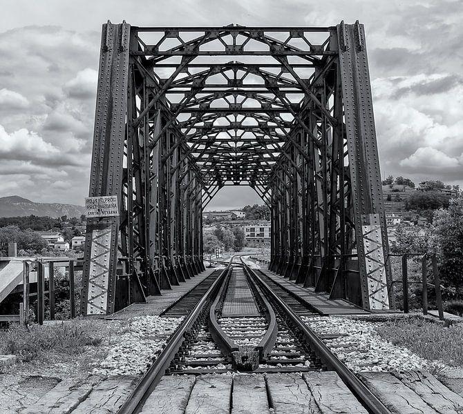 Eisenbahnbrücke von Corrie Ruijer
