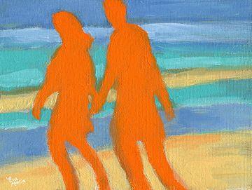 Strandspaziergang von ART Eva Maria
