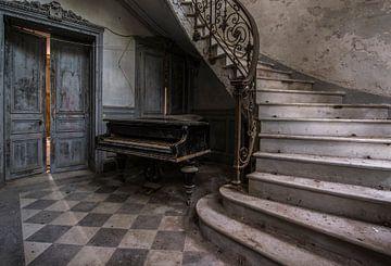 stairway to music van Marco Bontenbal