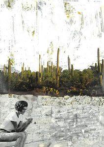 Street on the Edge of Town (gezien bij vtwonen) von Nora Bland