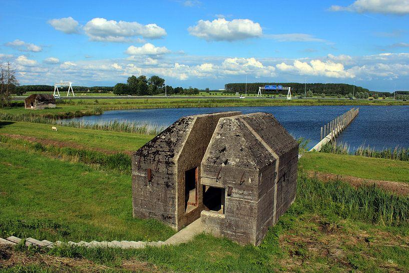 Groepsschuilplaats 599 - De A2 'bunker' van Jeroen Koppes