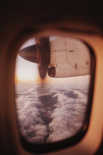 Flugzeug von Celine Warta