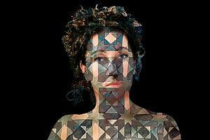 Frau in der Kunst. von NJFotobreda Nick Janssen