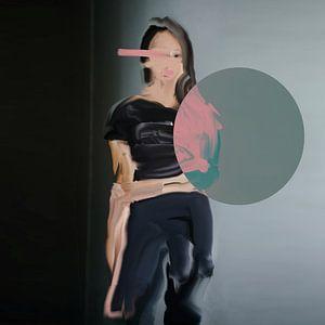 zeitgenössisches Porträt