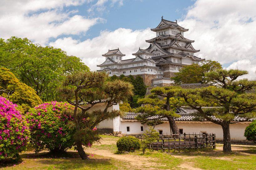 Japans kasteel van Adri Vollenhouw