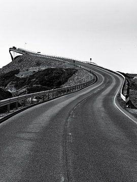De Atlantische Weg, Noorwegen  von Jasper den Boer