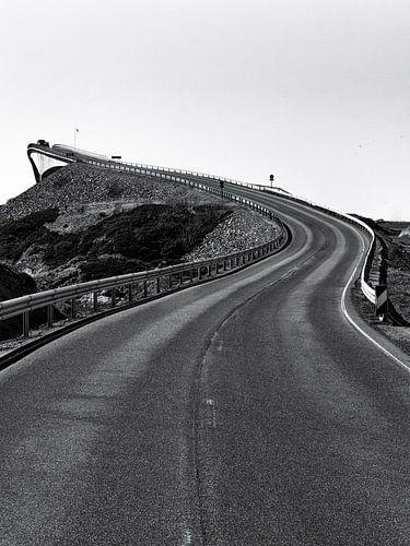 De Atlantische Weg, Noorwegen  van