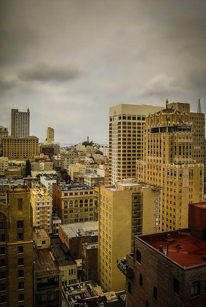 Downtown San Francisco van Ricardo Bouman