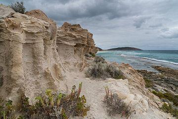 Strand bij Esperance, West-Australië van Alexander Ludwig