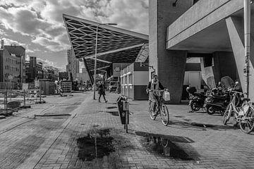 Tilburg station van Freddie de Roeck