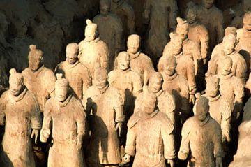 chinese leger terracotta van