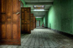 Urbex Oude deuren