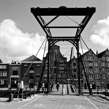 Damiatebrug Dordrecht von Dordrecht van Vroeger