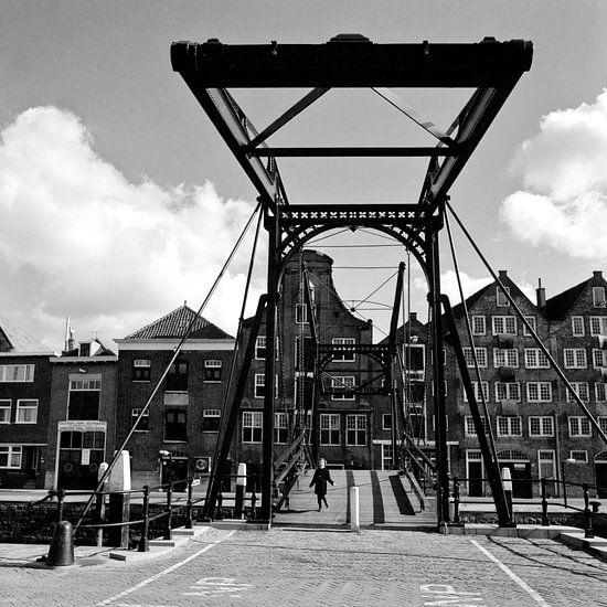 Damiatebrug Dordrecht van Dordrecht van Vroeger