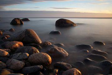 Blick aufs Meer von Wim Frank