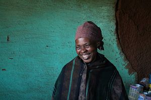 Afrikanische Schönheit von Stephanie Visser