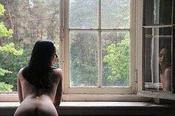 Mensen - Reflection von Angelique Brunas