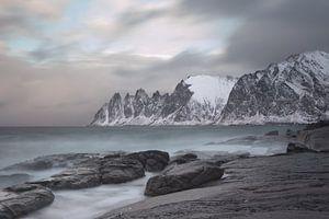 Ersfjorden, Senja van