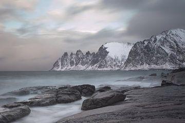 Ersfjorden, Senja von marcel wetterhahn