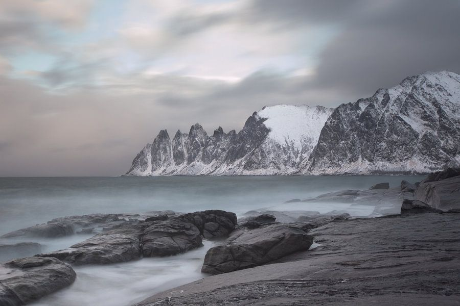 Ersfjorden, Senja van marcel wetterhahn