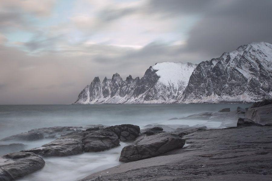 Ersfjorden, Senja