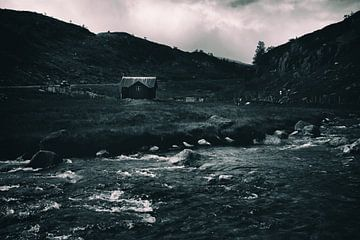 Norwegian barn
