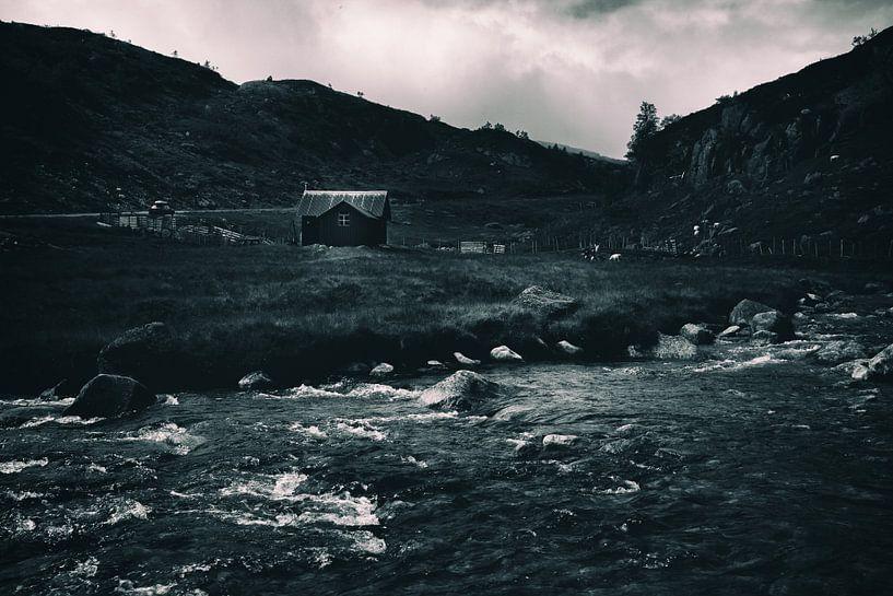 Norwegian barn sur Jip van Bodegom