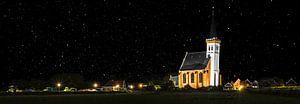 Kerk van Den Hoorn op Texel / Church of den Hoorn on Texel