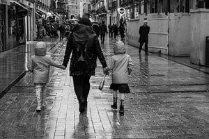 In de straten van Salamanca van Merel Taalman