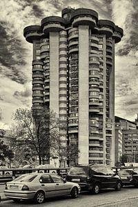 Torres Blancas in Madrid