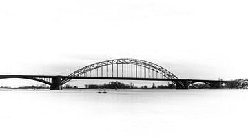 Waalbrücke Nijmegen von Patrick Verhoef