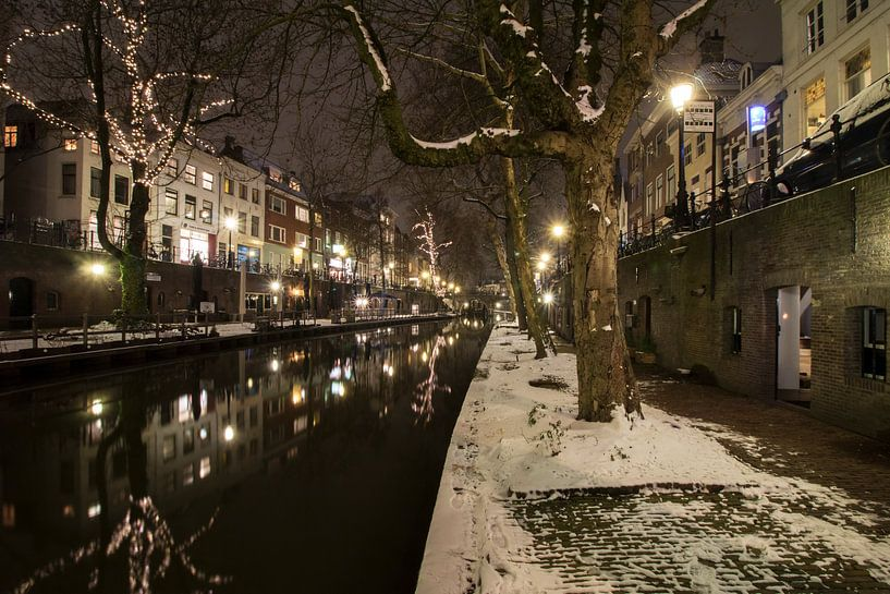 Oudegracht, Utrecht van André Russcher