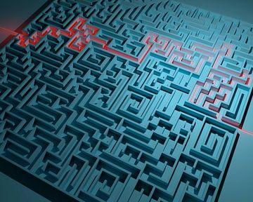 Labyrint van Achim Prill