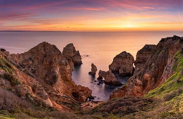 Algarve Kust van Adelheid Smitt