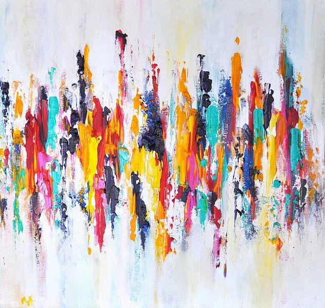 Rainbow Reflections 3 sur Maria Kitano