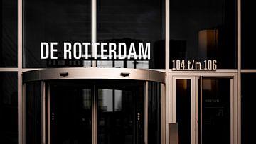 Entree De Rotterdam van Michael Fousert