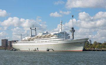 Het SS Rotterdam in Rotterdam van MS Fotografie | Marc van der Stelt