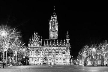 Middelburg, Rathaus von Jan van der Laan