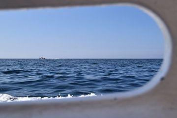 La vue de l'Océan Atlantique, Skellig, Irlande.