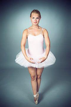 Dancing 1 van Irene Hoekstra