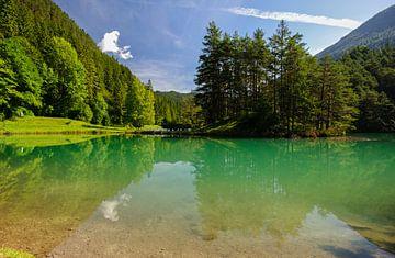 Fernsee - Tirol - Oostenrijk van Jeroen(JAC) de Jong