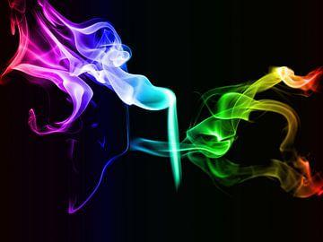 Smoke Gets In Your Eyes van Yvonne Smits